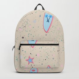 Beach and Surfing Backpack