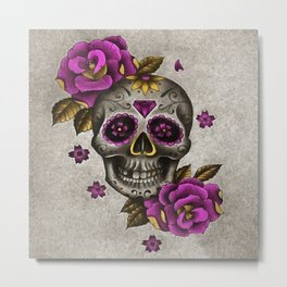 Goldtooth Metal Print