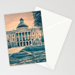 Sketch of the Old Capital Stationery Cards
