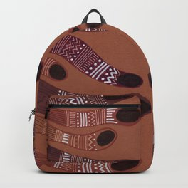 moving towards each other Backpack