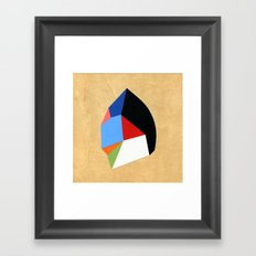 6x6 Shape No:01 Framed Art Print