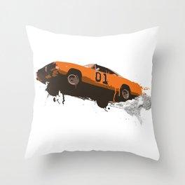 Put your Dukes UP! Throw Pillow