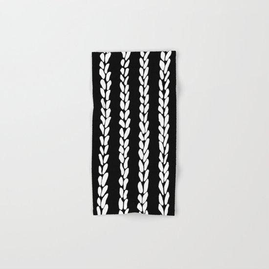 Knit 8 Hand & Bath Towel