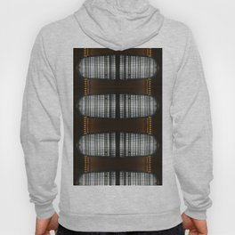 Grand Central Window (pattern) Hoody