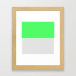 Mint Julep & Ice #1 Framed Art Print