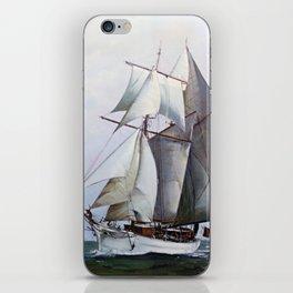 La Belle Poule iPhone Skin
