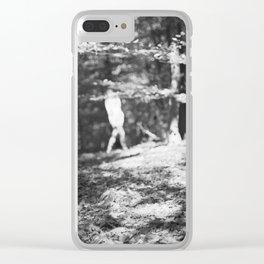 sylvan Clear iPhone Case