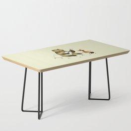 Bear & Fox Coffee Table