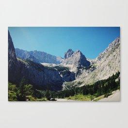 Grand Valley Canvas Print