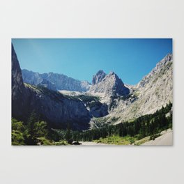 Grand Valley Canvas Print