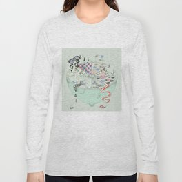 Deep and sour. Long Sleeve T-shirt
