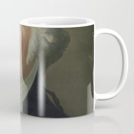 Vintage Portrait of George Washingon (1896) Coffee Mug