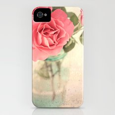 Rosy Outlook Slim Case iPhone (4, 4s)