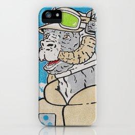 Luke (Hoth) iPhone Case