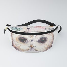 Forest Owl by Nature Magick Fanny Pack