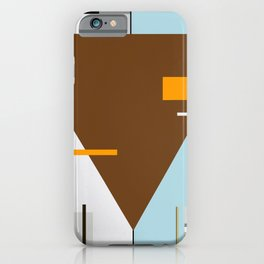 Geo Balance iPhone Case