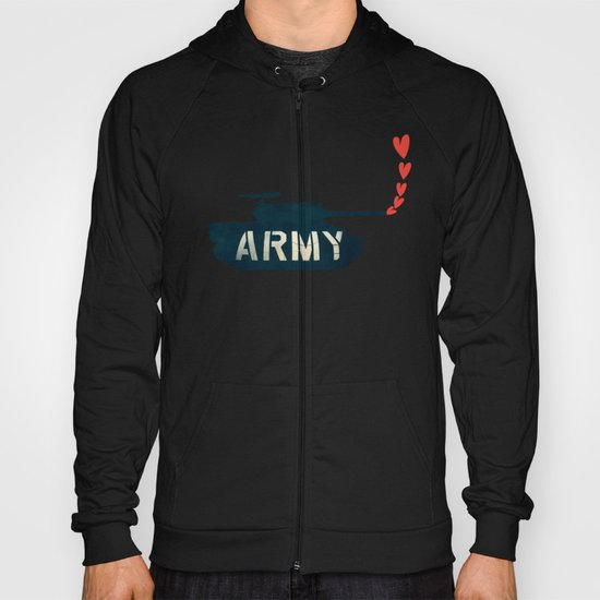 The Love Army Hoody