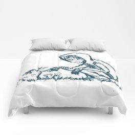 Deceased Earth Comforters