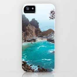 McWay Falls #vintage iPhone Case
