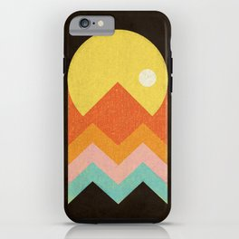 Amazeing Sunset iPhone Case
