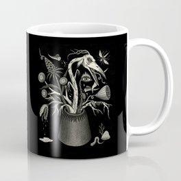Fierce Bouquet Coffee Mug