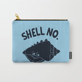 (S)HELL NO. Carry-All Pouch