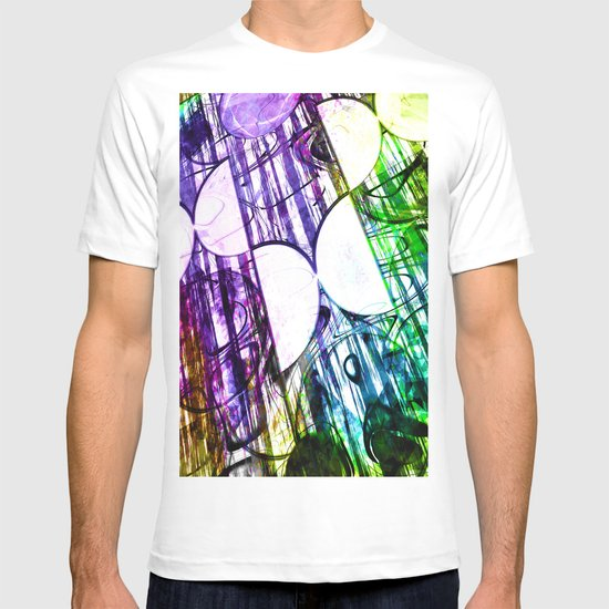 Half circles T-shirt