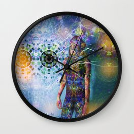 Depth Of Wonder Wall Clock