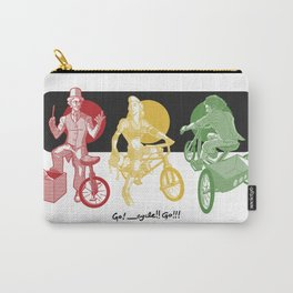 Go!___cycle! Carry-All Pouch