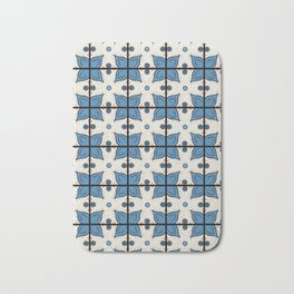 Seaside Tile Bath Mat