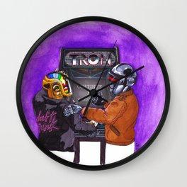 Continue? Wall Clock