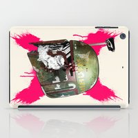 boba iPad Cases featuring Boba Fett by efan