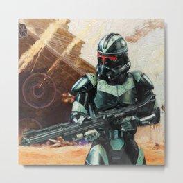 Shadow Trooper Metal Print