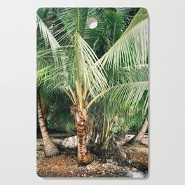 A piece of the Jungle | Panama travel photography | Tropical art Cutting Board