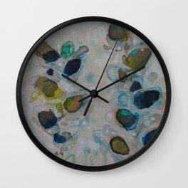 Lake Side Wall Clock