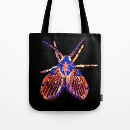 Drain Fly Inverted Tote Bag