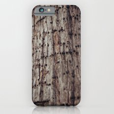 The Work of A Woodpecker iPhone 6s Slim Case