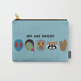 We Are Groot Carry-All Pouch