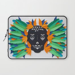Calavera 3 Laptop Sleeve