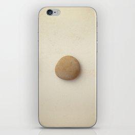 Small stones iPhone Skin