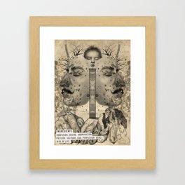 Contents Framed Art Print