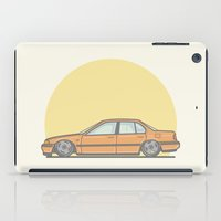 honda iPad Cases featuring Honda Accord CB7 vector illustration by Underground Worm