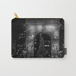 Was. Sq. Park Arch Carry-All Pouch