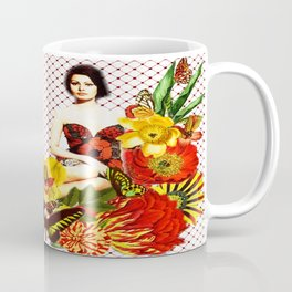 Sofia E Le Farfalle Coffee Mug