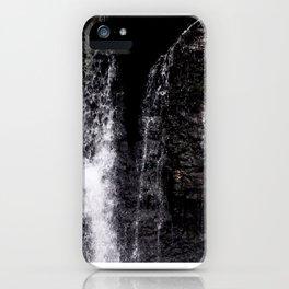 Peeling the veil iPhone Case
