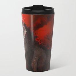 I'll Burn before you Bury Me: Color Variant Travel Mug