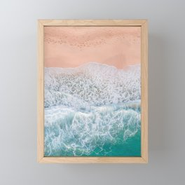 Sea 11 Framed Mini Art Print