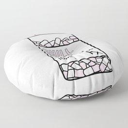 Chill Pills Floor Pillow