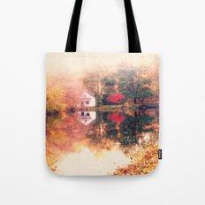 Landscape Tote Bag