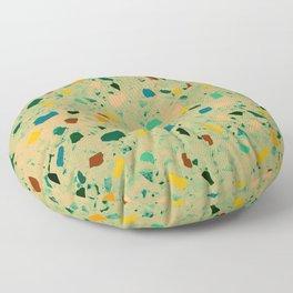 terrazzo specks Floor Pillow